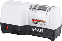 Messer Zubehör hier eine Schleifmaschine von Graef