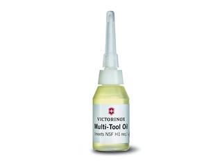 Messer Zubehör hier das Multi-Tool Öl von Victorinox